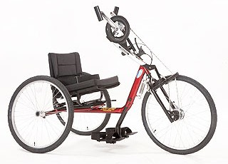 Invacare® Top End® Excelerator™ Handcycle